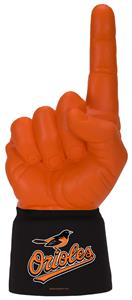 Foam Finger MLB Baltimore Orioles Combo