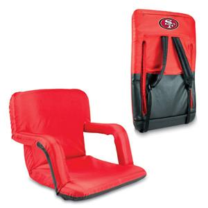 Picnic Time NFL San Francisco 49ers Recliner