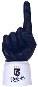 Foam Finger MLB Kansas City Royals Combo
