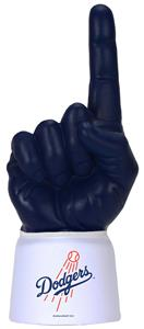 Foam Finger MLB Los Angeles Dodgers Combo