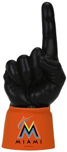 Foam Finger MLB Miami Marlins Combo