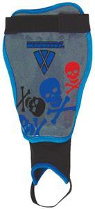 Vizari Skulls Soccer Shinguards