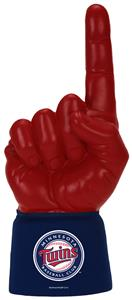 Foam Finger MLB Minnesota Twins Combo
