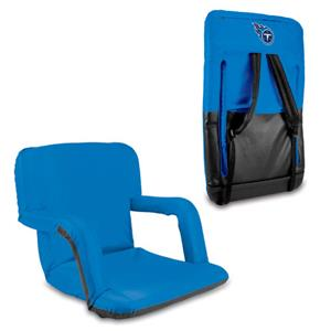 Picnic Time NFL Tennessee Titans Ventura Recliner