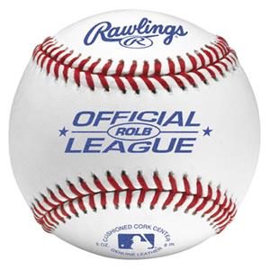 Rawlings ROLB Official League Baseballs