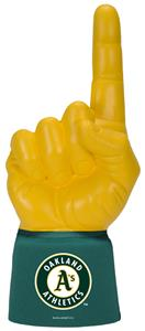 Foam Finger MLB Oakland Athletics Combo
