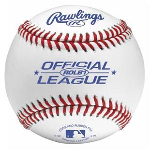 Rawlings ROLB1 Official League Baseballs
