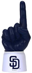 Foam Finger MLB San Diego Padres Combo