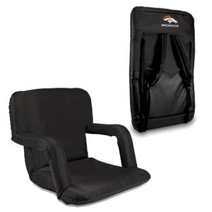 Picnic Time NFL Denver Broncos Ventura Recliner