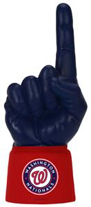 Foam Finger MLB Washington Nationals Combo