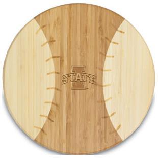 Picnic Time Iowa State Homerun! Cutting Board