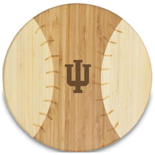 Picnic Time Indiana Univ. Homerun! Cutting Board