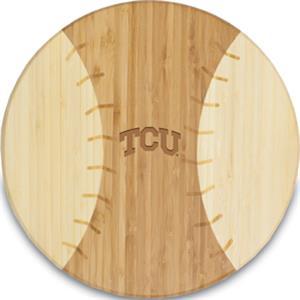 Picnic Time Texas Christian Univ. Cutting Board