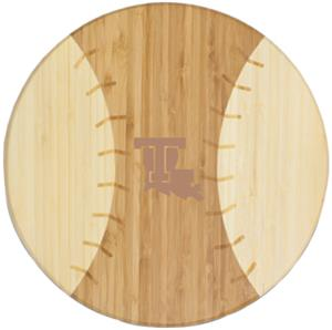 Picnic Time Louisiana Tech Homerun! Cutting Board