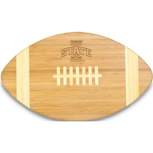 Picnic Time Iowa State Football Cutting Board