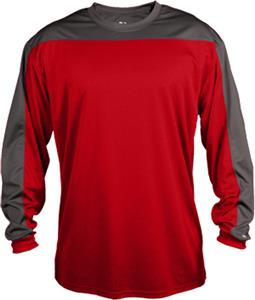 Badger B-Core Defender L/S Performance Tees