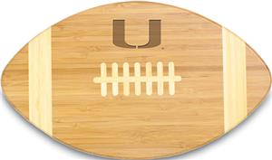 Picnic Time University of Miami Cutting Board