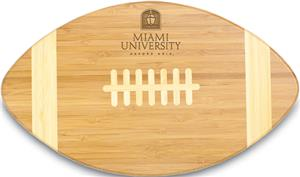 Picnic Time Miami Redhawks Football Cutting Board