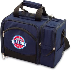 Picnic Time NBA Pistons Malibu Anywhere Pack