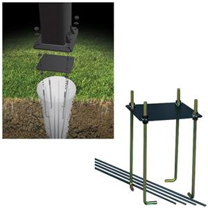 Goalrilla Replacement Anchor System