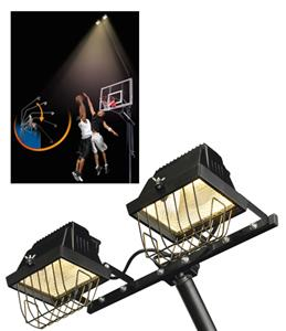 Escalade Sports Goalrilla Deluxe Hoop Light