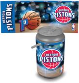 Picnic Time NBA Detroit Pistons Mega Can Cooler