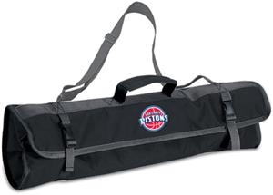 Picnic Time NBA Detroit Pistons 3-piece BBQ Set