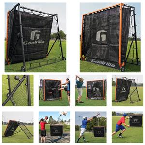 Goalrilla 5' x 5' Multi-Sport All Season Trainer