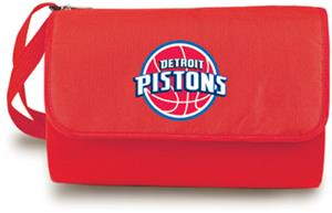 Picnic Time NBA Detroit Pistons Outdoor Blanket