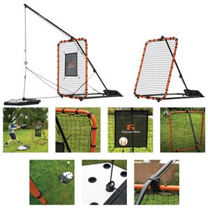 Goalrilla 2-IN-1 Spring Trainer
