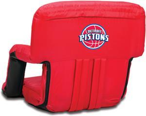 Picnic Time NBA Detroit Pistons Ventura Recliner