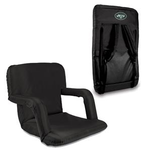 Picnic Time NFL New York Jets Ventura Recliner