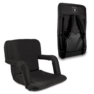Picnic Time NFL Oakland Raiders Ventura Recliner
