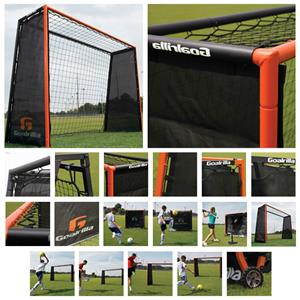 Goalrilla 7' x 5' Dual-Rebound Striker Trainer