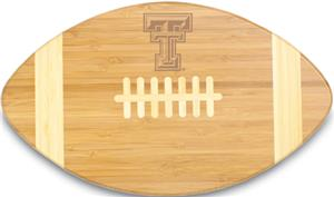 Picnic Time Texas Tech Football Cutting Board