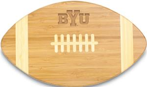Picnic Time Brigham Young Football Cutting Board