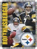 Northwest NFL Steelers Ben Roethlisberger Throws