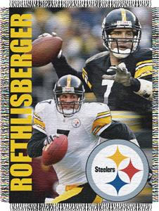 Northwest NFL Steelers Ben Roethlisberger Throws