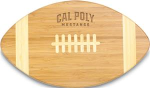 Picnic Time Cal Poly Football Cutting Board
