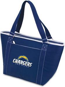 Picnic Time NFL San Diego Chargers Topanga Tote
