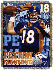 Northwest NFL Broncos Peyton Manning Players Throw