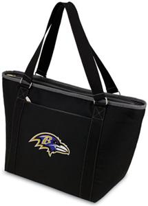 Picnic Time NFL Baltimore Ravens Topanga Tote
