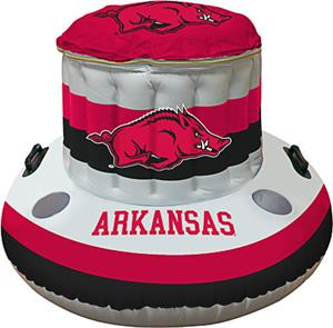 Northwest NCAA Univ. of Arkansas Inflatable Cooler