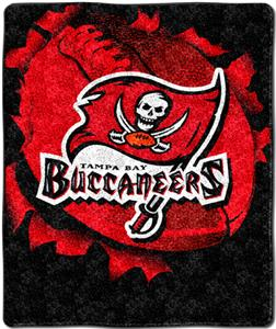 Northwest NFL Tampa Bay Buccaneers Burst Throws