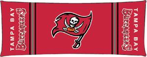 Northwest NFL Tampa Bay Buccaneers Body Pillow