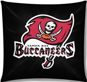 "Northwest NFL Tampa Bay Buccaneers 18""x18"" Pillows"