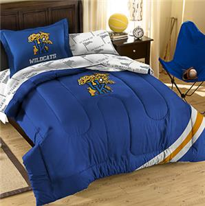 Northwest NCAA Kentucky Twin Bed in Bag Set