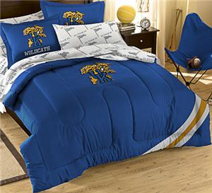 Northwest NCAA Kentucky Full Bed in Bag Set