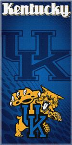 Northwest NCAA University of Kentucky Beach Towel