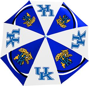 Northwest NCAA Univ. of Kentucky Beach Umbrella